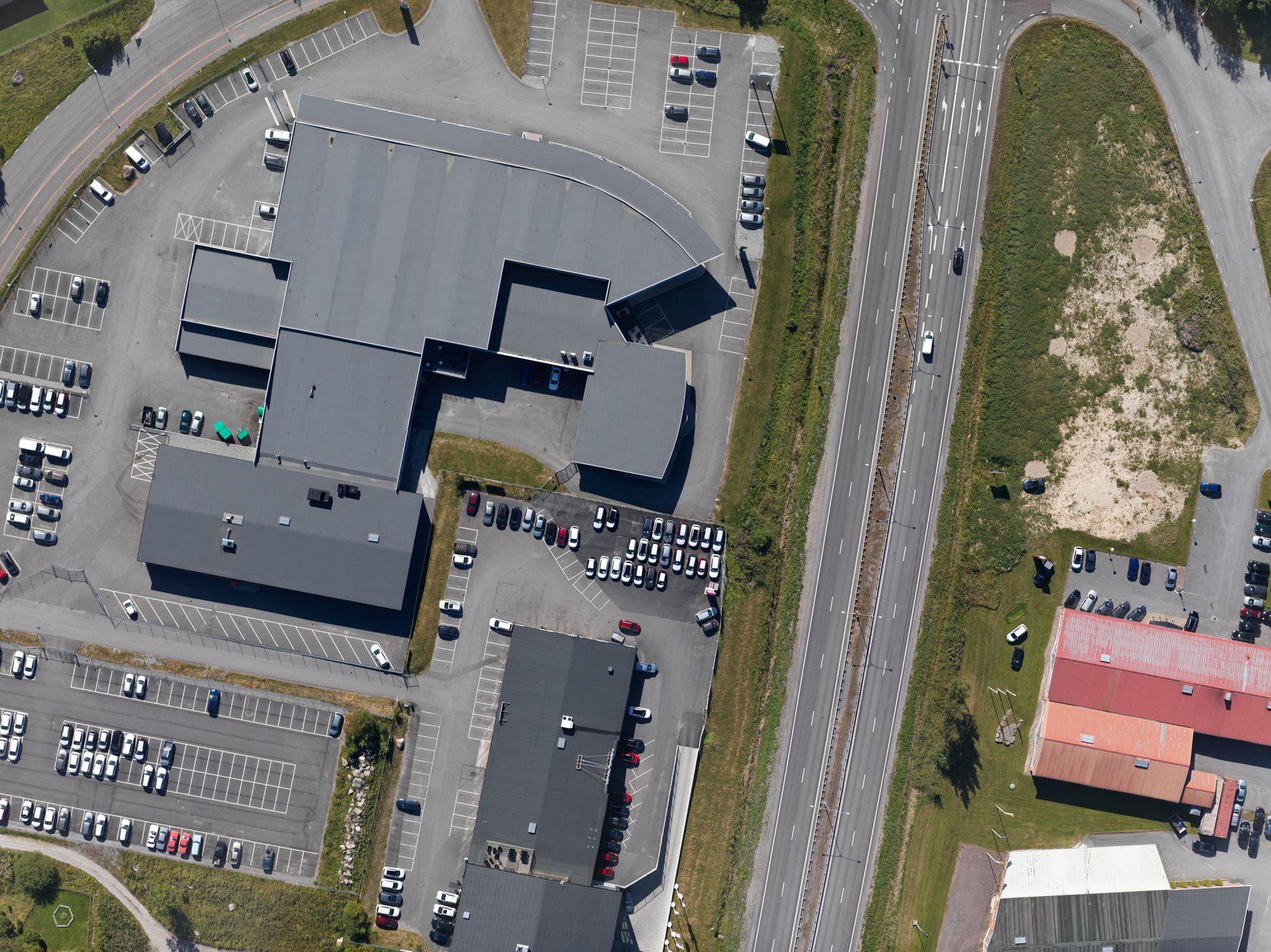 Aerial Photography Medium Format