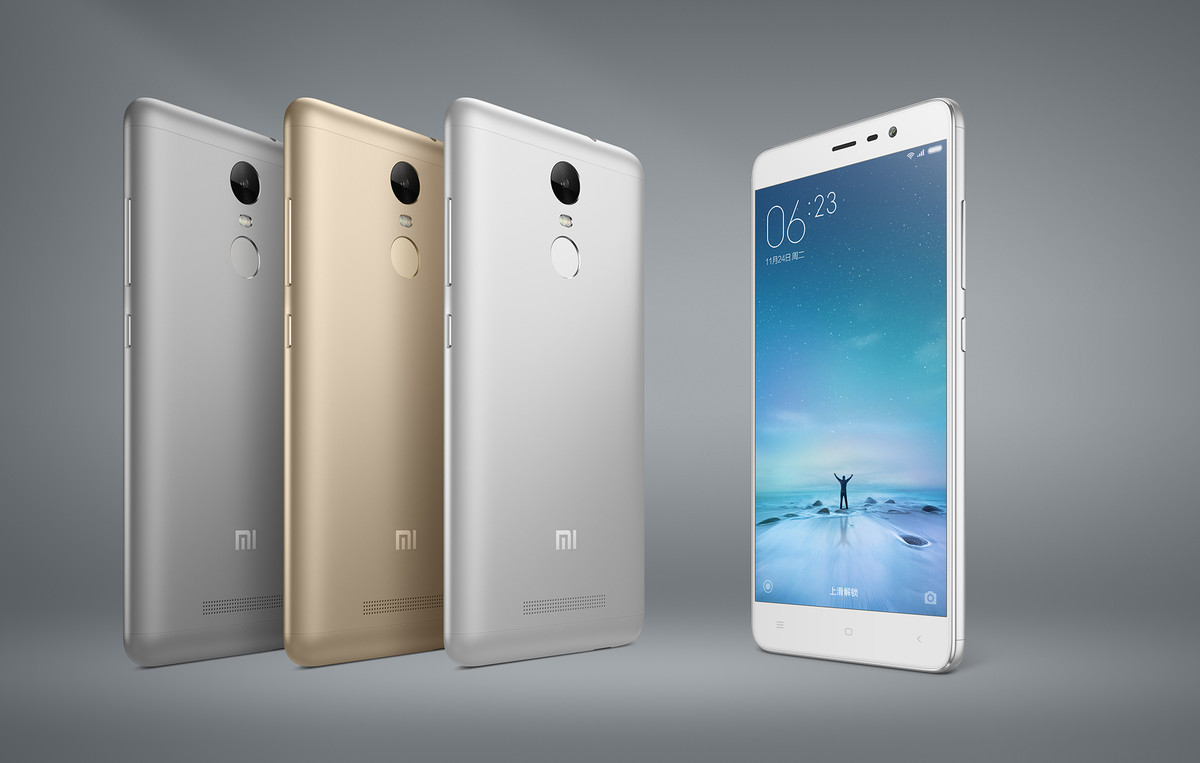 Xiaomi Announces Redmi Note 3 And Mi Pad 2 Digital Photography Review