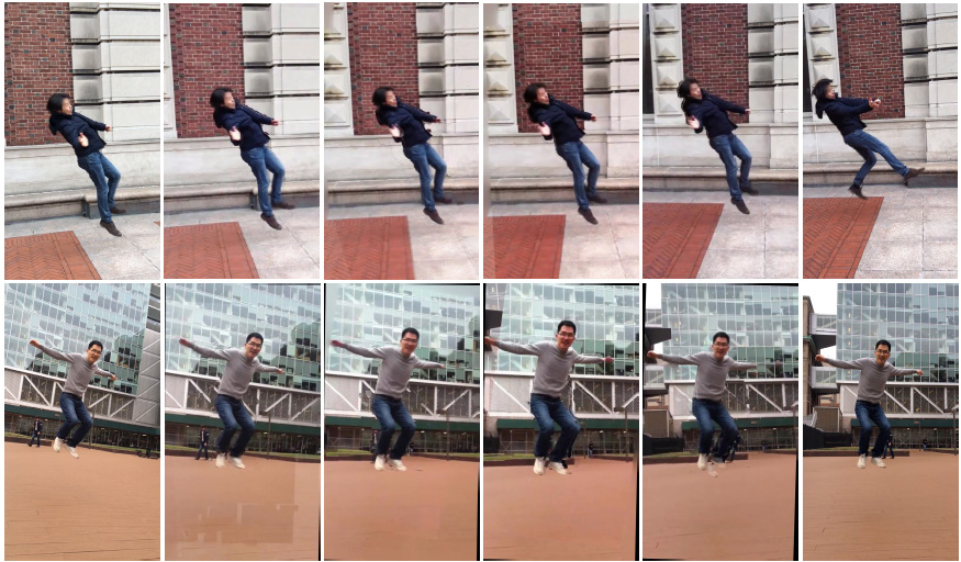 CamSwarm app may soon allow for easy capture of bullet time