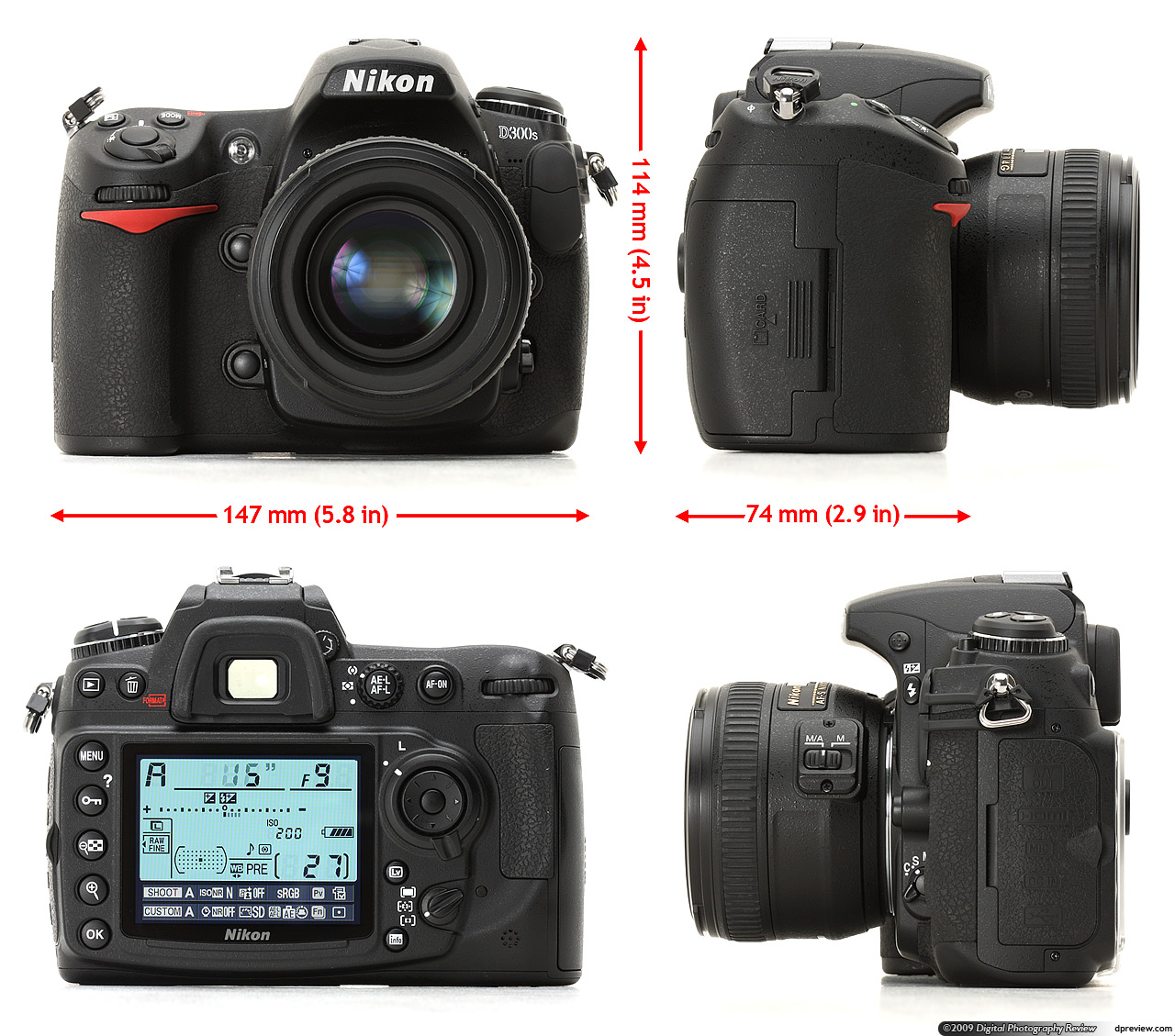 Nikon D300S In-depth Review: Digital Photography Review