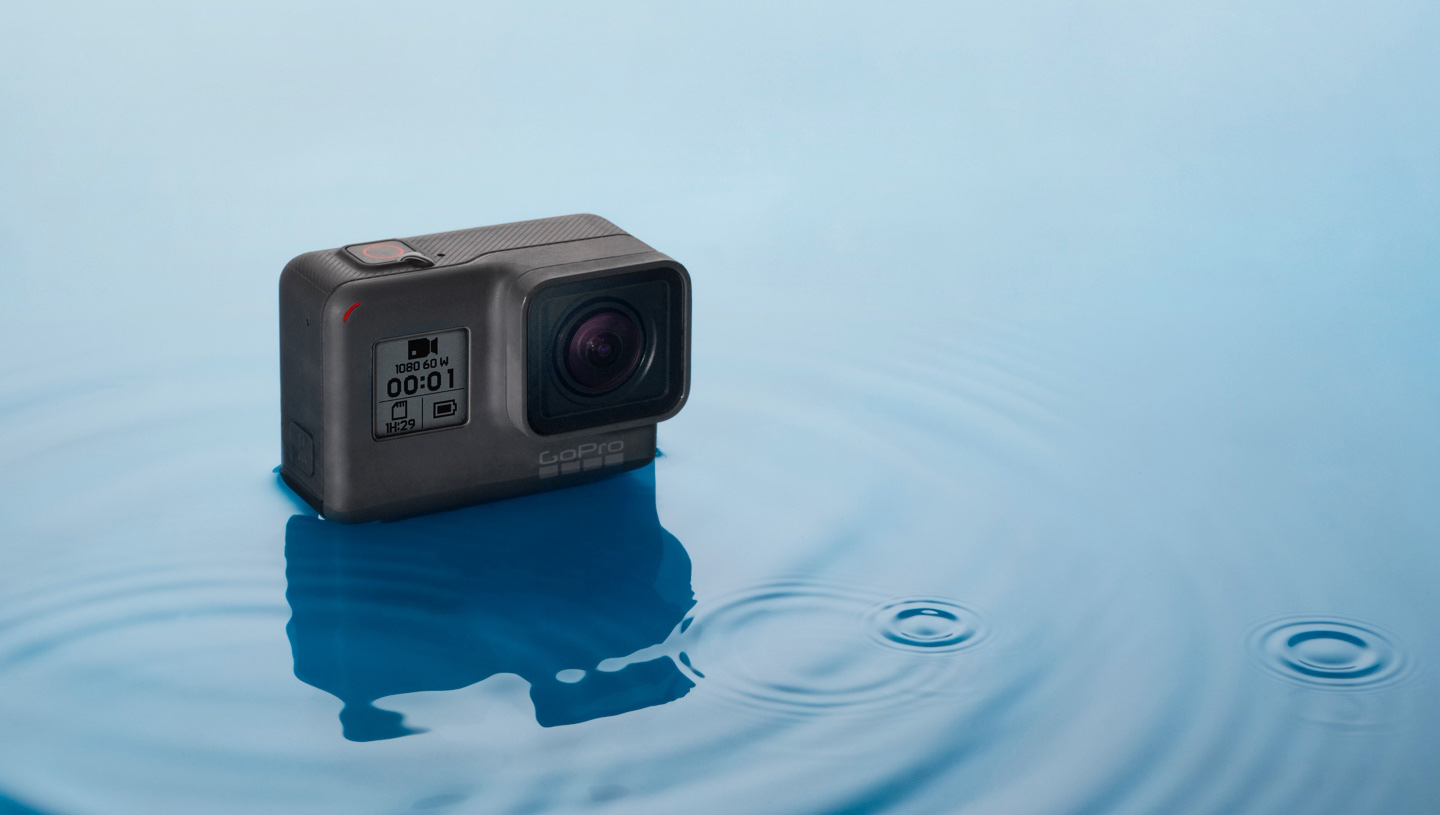 Gopro Unveils Entry Level Gopro Hero Action Cam That Costs Just 199