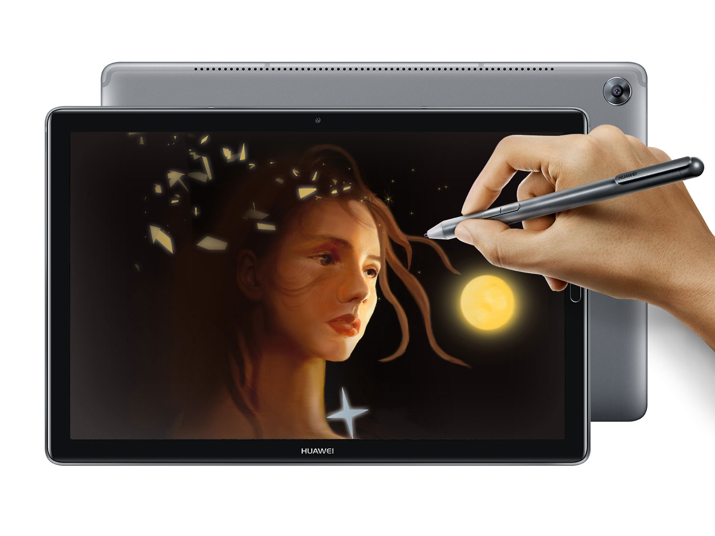 Huawei launches MediaPad M5 Pro tablet with M-Pen: Digital Photography  Review