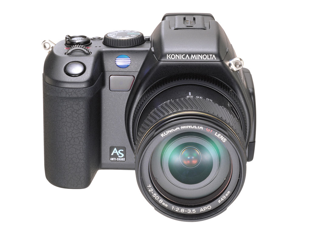 KONICA MINOLTA ADDS TO THE AWARD-WINNING LINE OF DiMAGE A DIGITAL CAMERAS