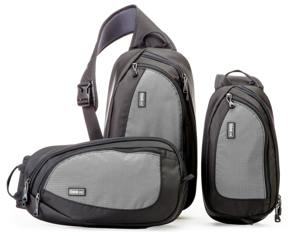 ThinkTank introduces TurnStyle sling bag: Digital Photography Review