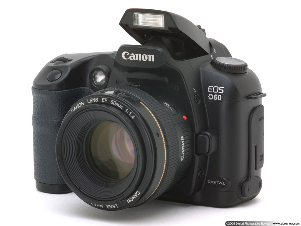 Canon EOS-D60 Review: Digital Photography Review