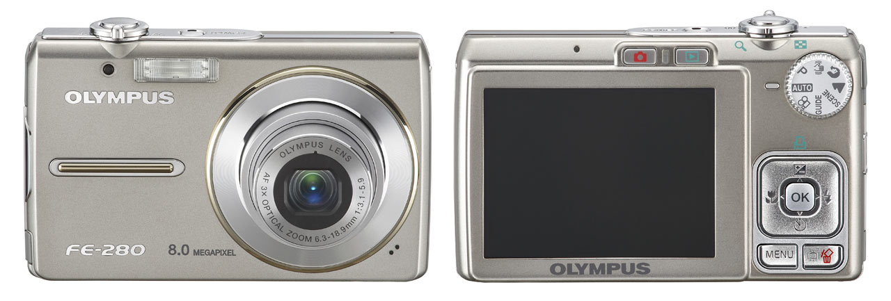 OLYMPUS FE-280 WINDOWS VISTA DRIVER