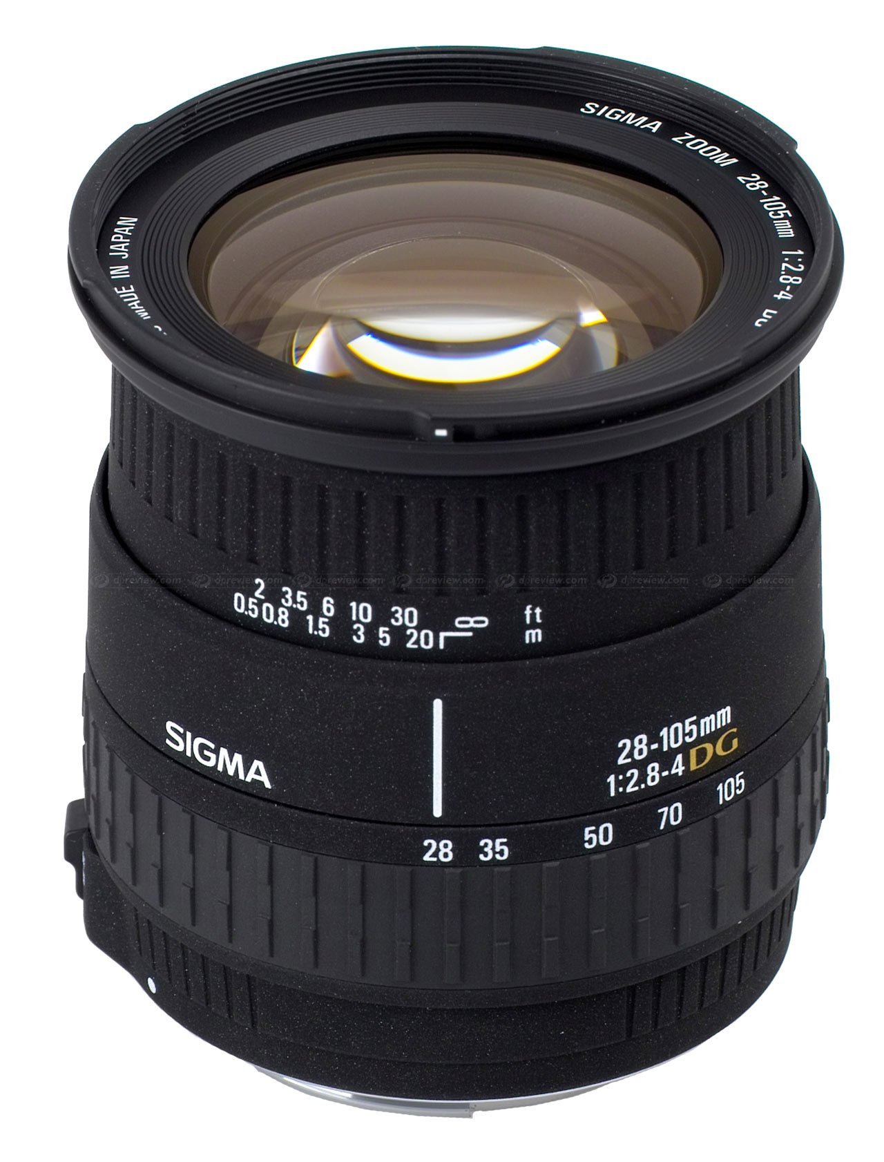 Sigma 28 105mm f28 4 dg digital photography review a large aperture standard zoom lens that covers wide angle to telephoto and is ideal for full frame digital slr cameras jeuxipadfo Gallery