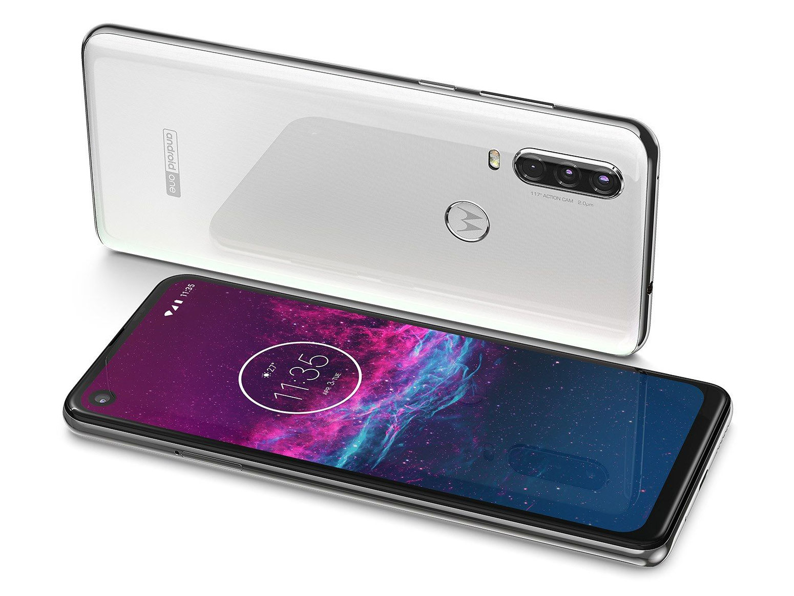 Motorola One Action comes with ultra-wide action cam and