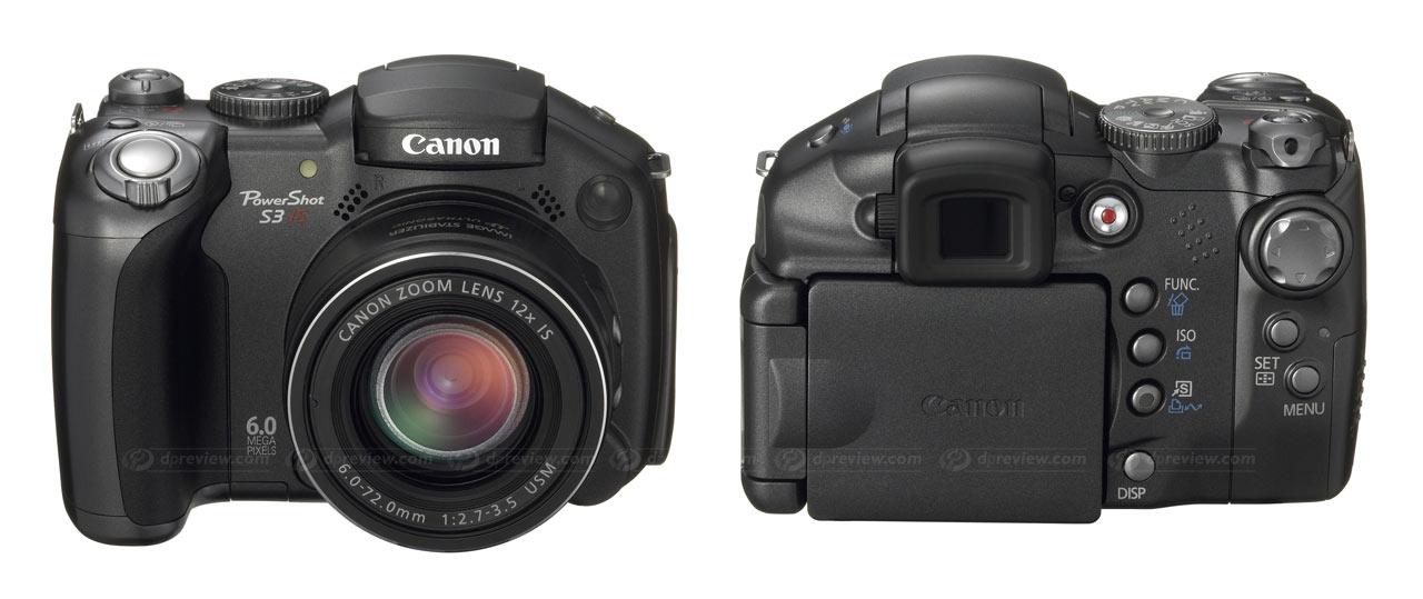 canon powershot s3 is digital photography review rh dpreview com Canon PowerShot S3 Is Digital Camera Sale Canon PowerShot S3 Is