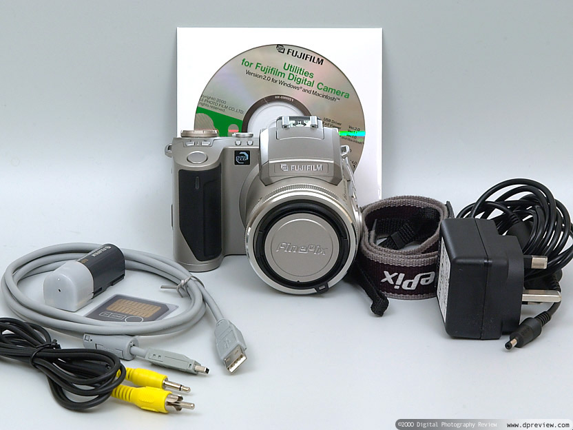 Fujifilm Finepix 4900z Review Digital Photography Review