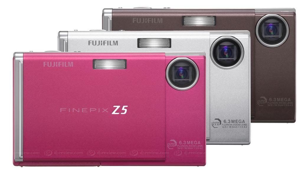 fujifilm finepix z5fd digital photography review rh dpreview com Fuji FinePix HS25EXR Fuji FinePix SL 1000