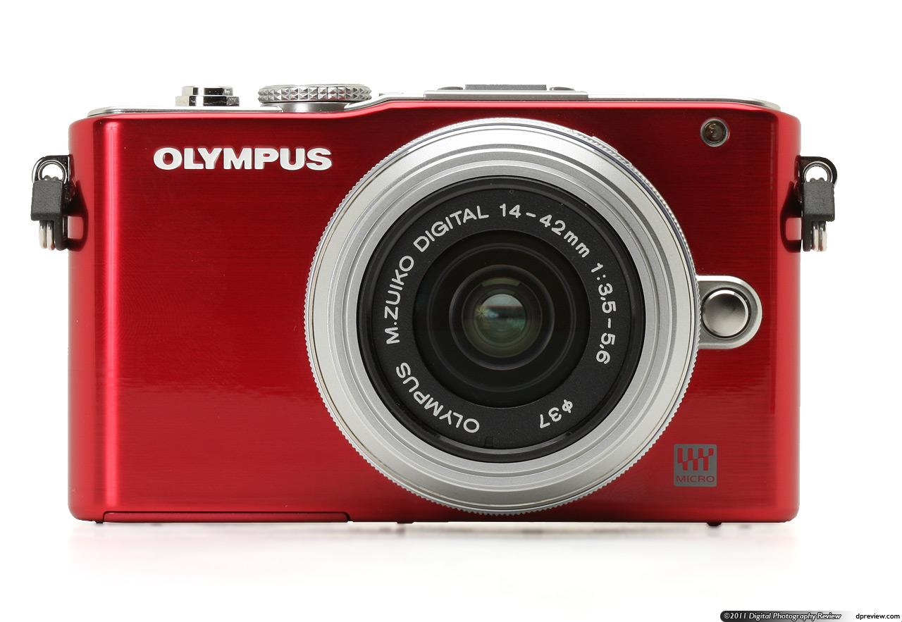 OLYMPUS DIGITAL CAMERA E-PL3 NEW
