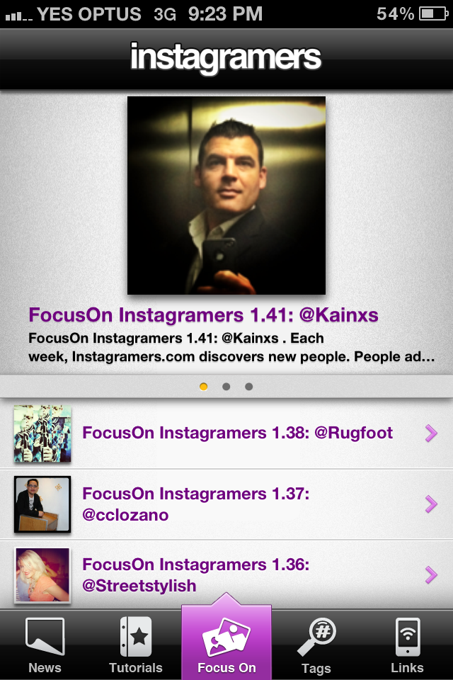 Instagramers: By And For Instagram Users: Digital