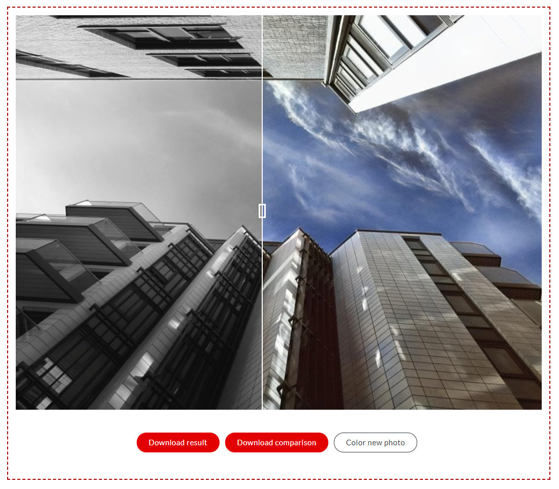 Science and artificial intelligence division have launched a website called colourise sg that uses deep learning ai to colorize black and white images