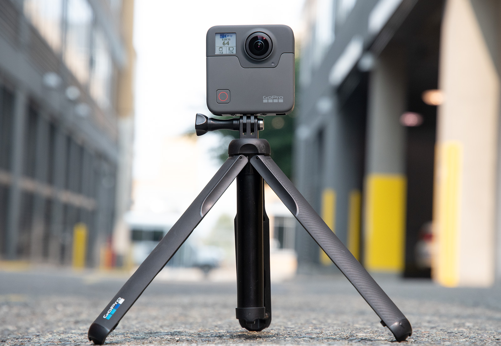 Review: the GoPro Fusion is a different kind of action camera