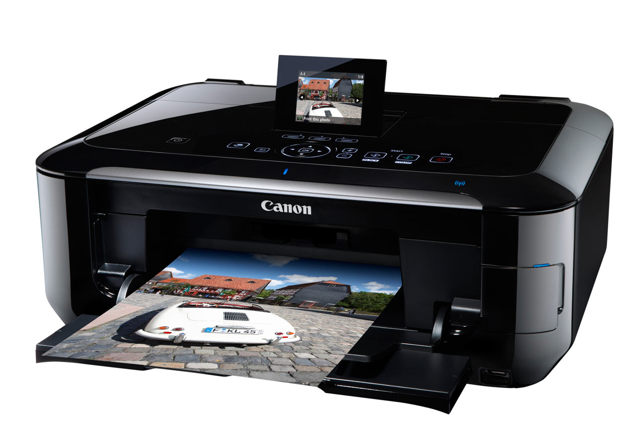 Canon Introduces Pixma Mg8250 Mg6250 All In One Printers Digital
