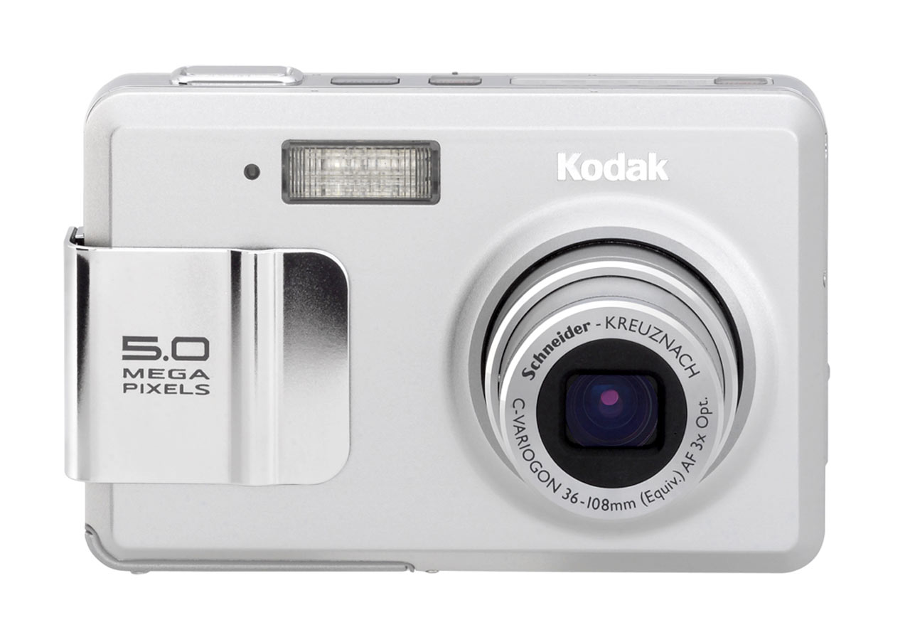 Kodak EasyShare LS755: Digital Photography Review