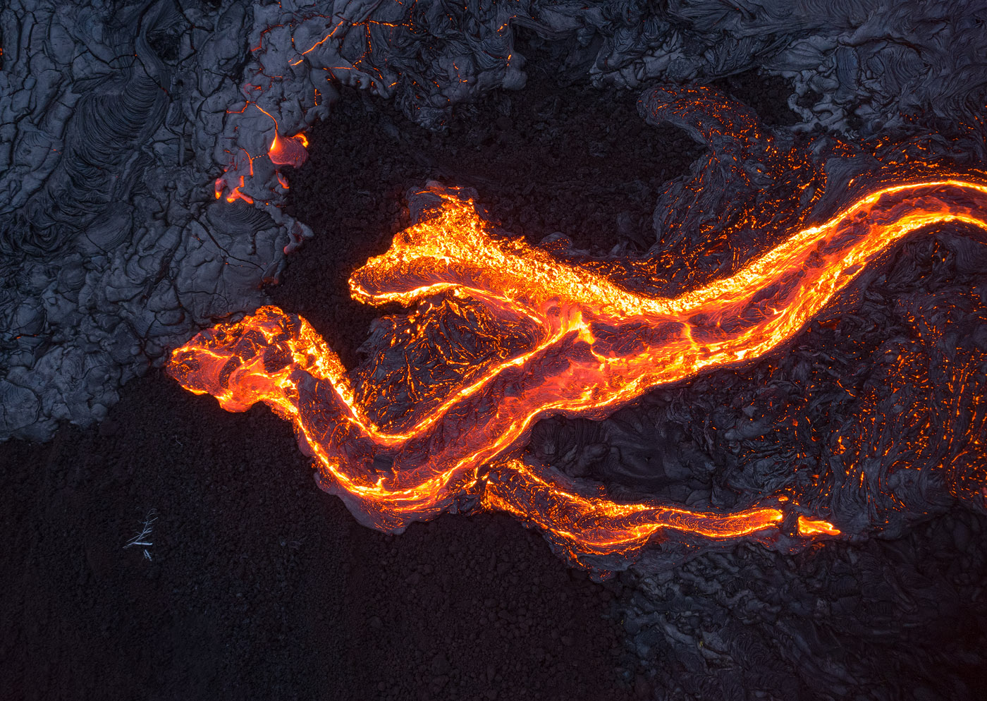 Shooting Kīlauea Volcano, Part 1: How to melt a drone
