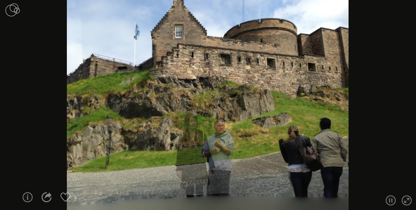Photosynth can now create interactive 3D scenes: Digital