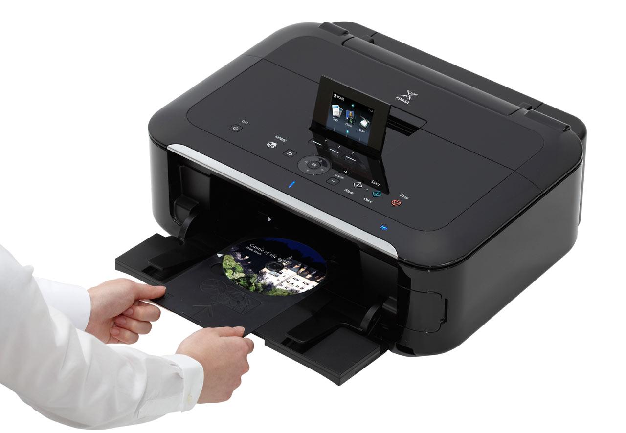 Canon announces Pixma MG5350 wireless all-in-printer ...