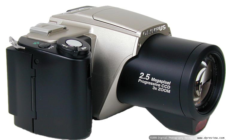 olympus c 2500l click for larger image
