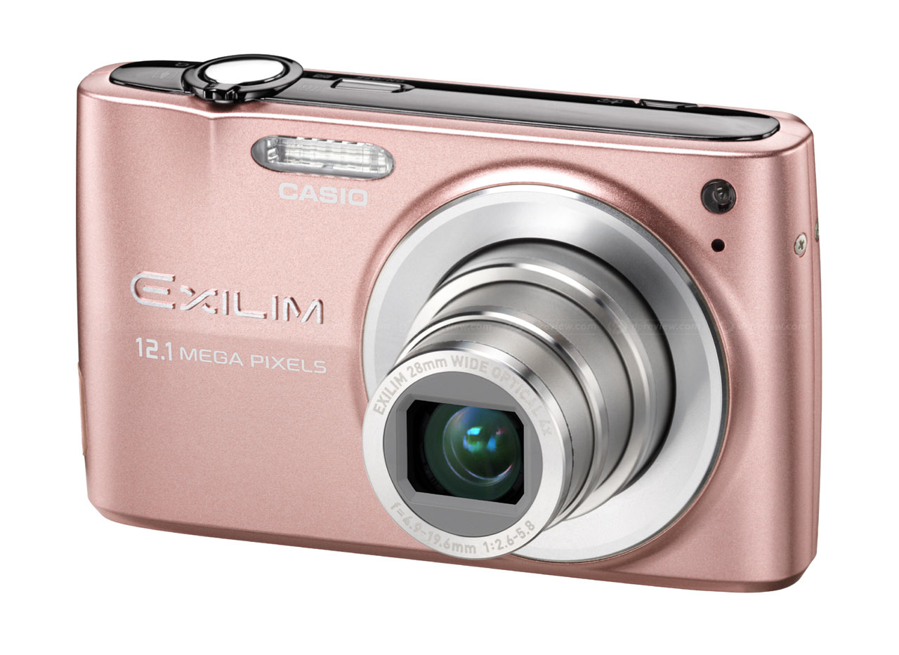 Casio Exilim Card EX-S12/Zoom EX-Z400 Drivers for Windows Download