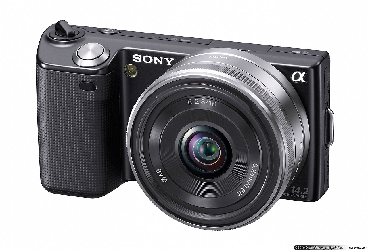 Sony NEX-5 Review: Full Review