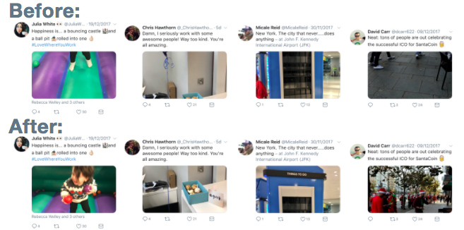Twitter is using AI to intelligently crop image previews