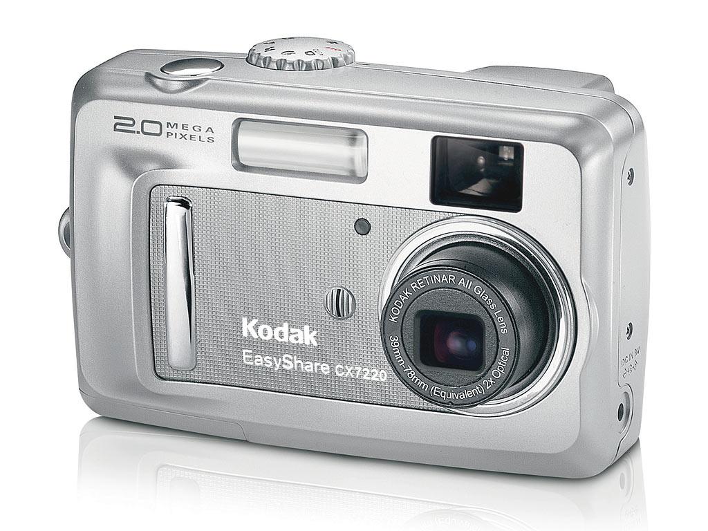 Kodak EasyShare CX7220, CX7300, CX7430: Digital Photography