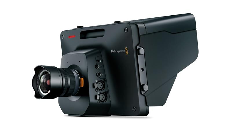 Blackmagic Design Launches Blackmagic Studio Camera Digital Photography Review