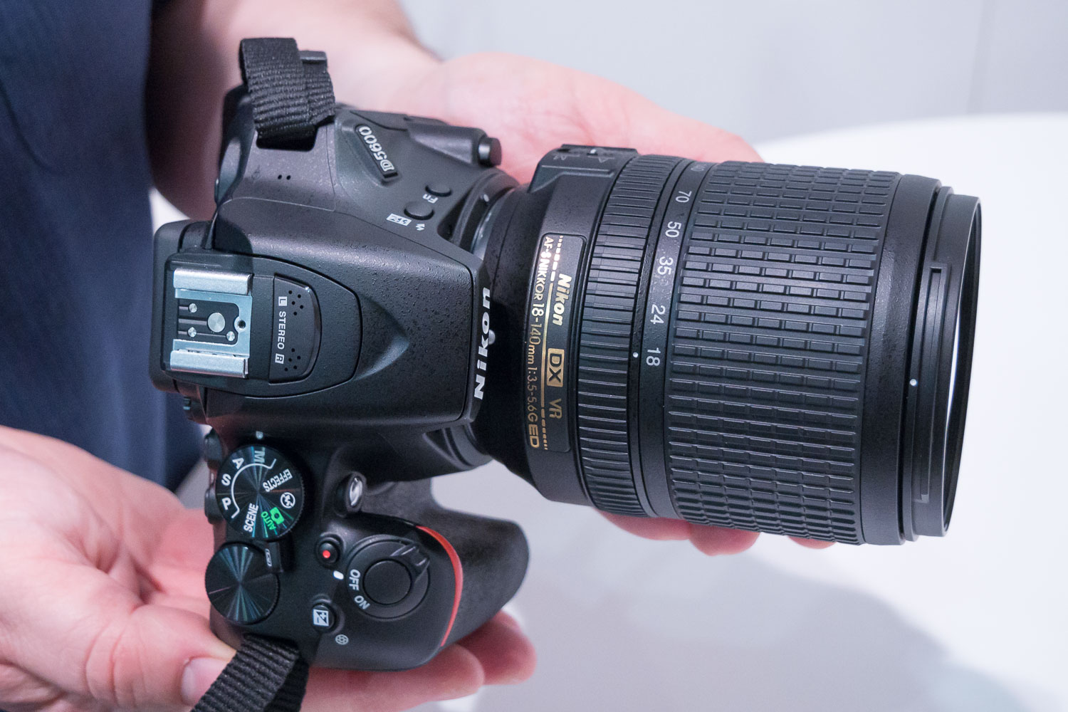 CES 2017: Hands-on with Nikon D5600 – My Digital Photography