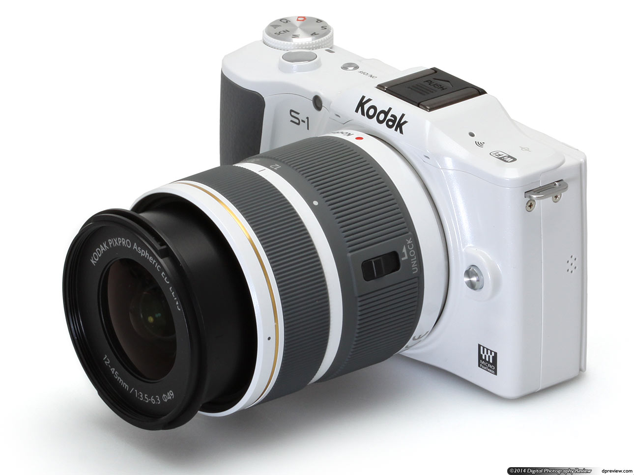 kodak pixpro s 1 first impressions review digital photography review. Black Bedroom Furniture Sets. Home Design Ideas