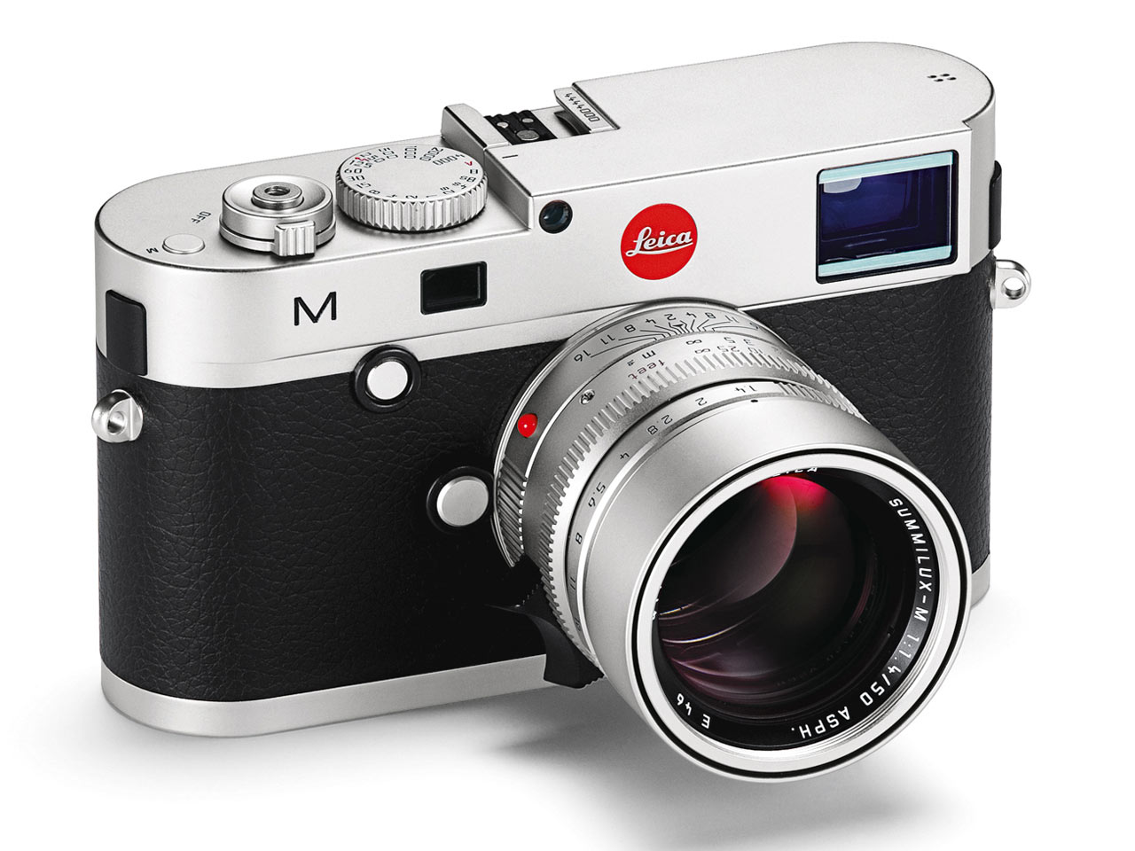 Leica announces \'M\' 24MP live view full-frame CMOS rangefinder with ...