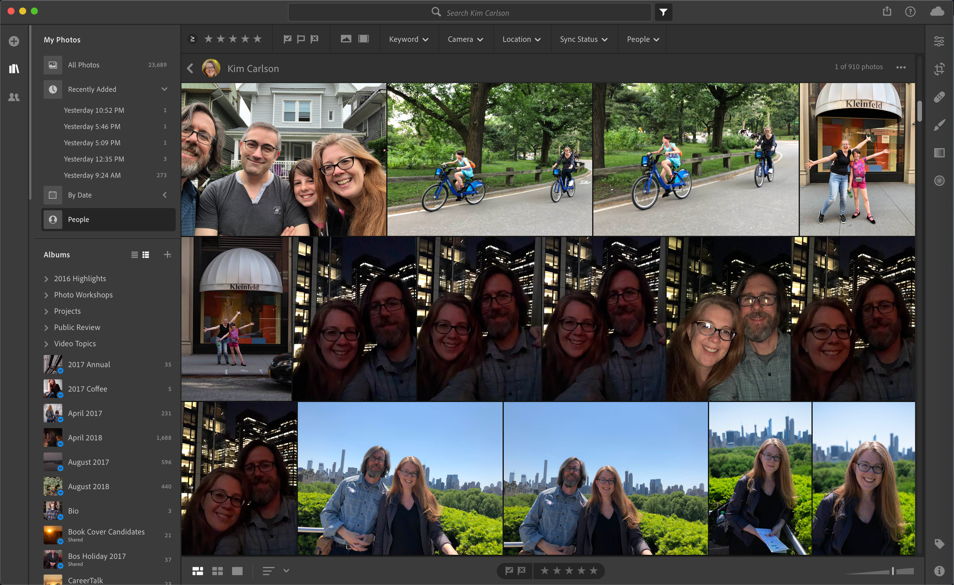 Lightroom CC 2 0: What's new, and where is it headed