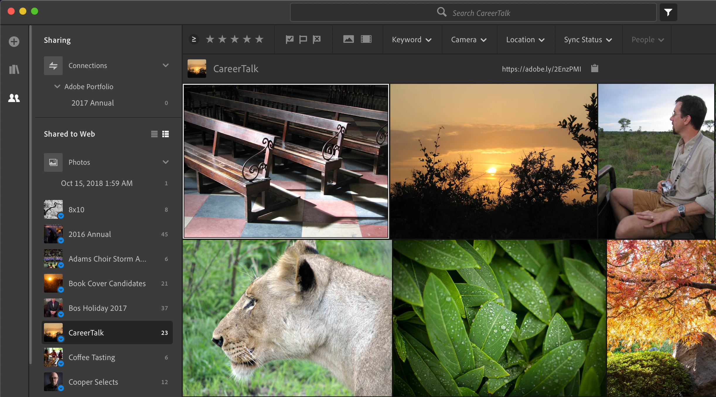 Lightroom CC 2 0: What's new, and where is it headed?: Digital