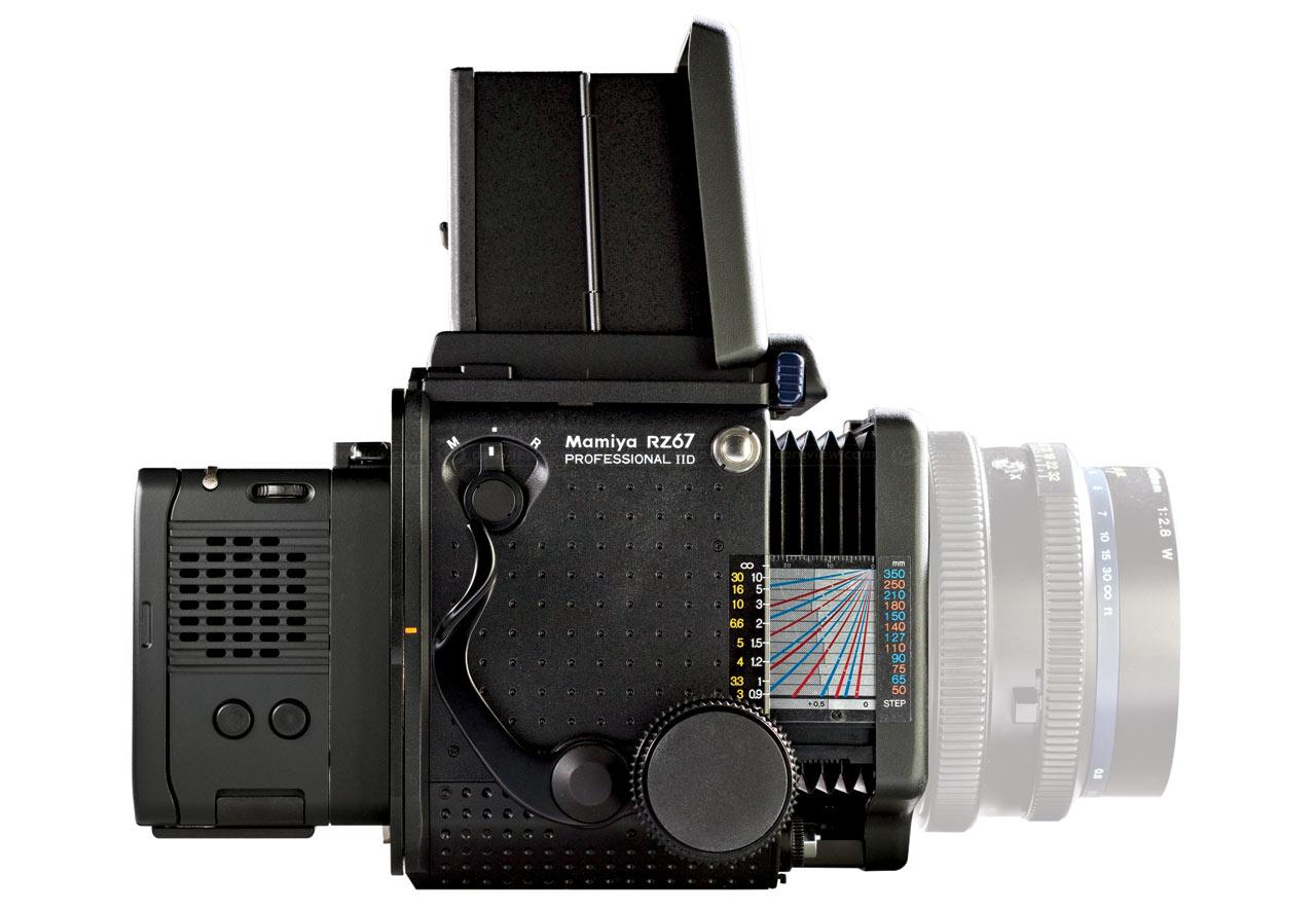 Mamiya releases RZ22 medium format camera: Digital