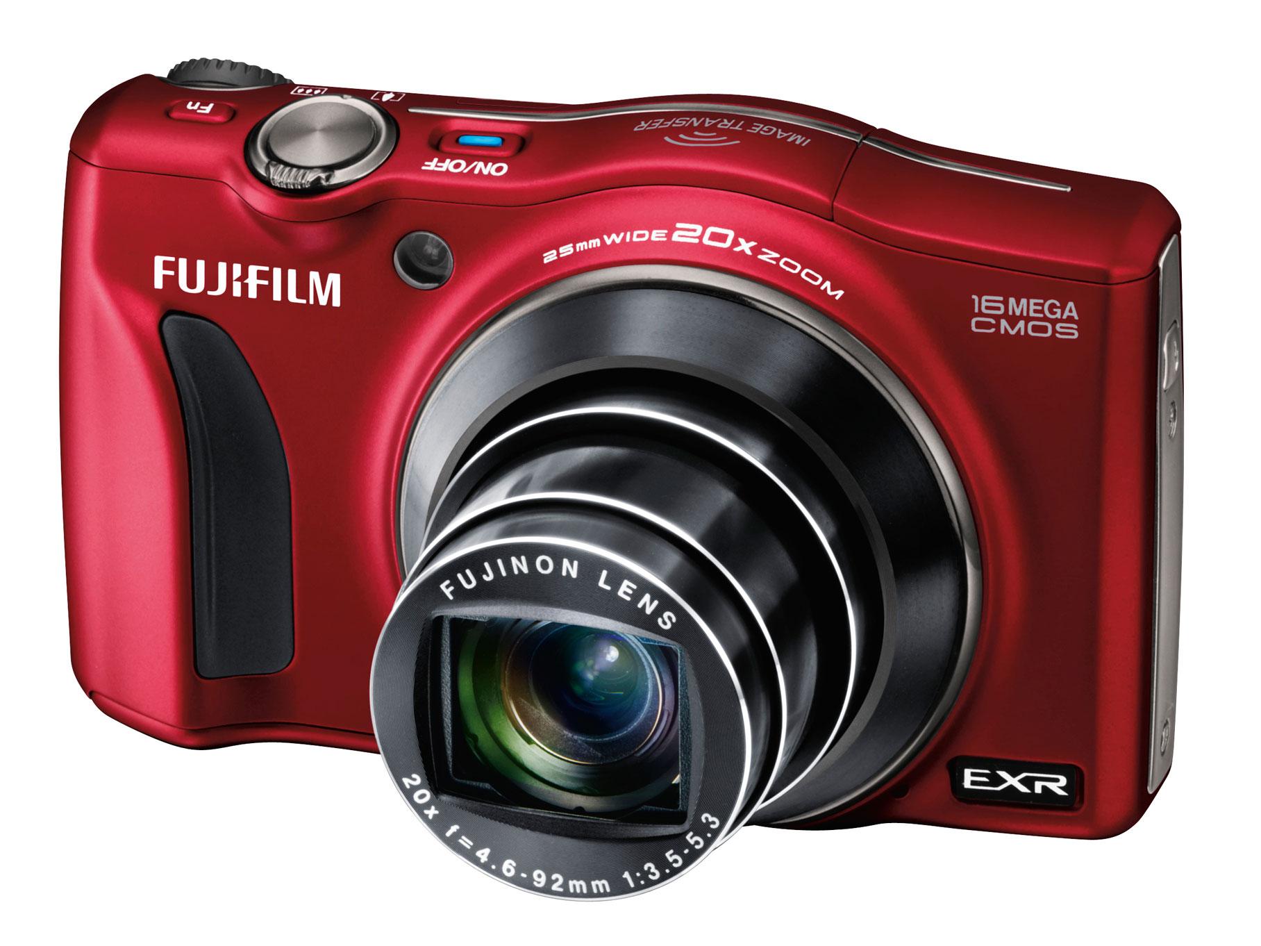 Fujifilm Brings Wireless Image Transfer to Compact Long-zoom F800EXR