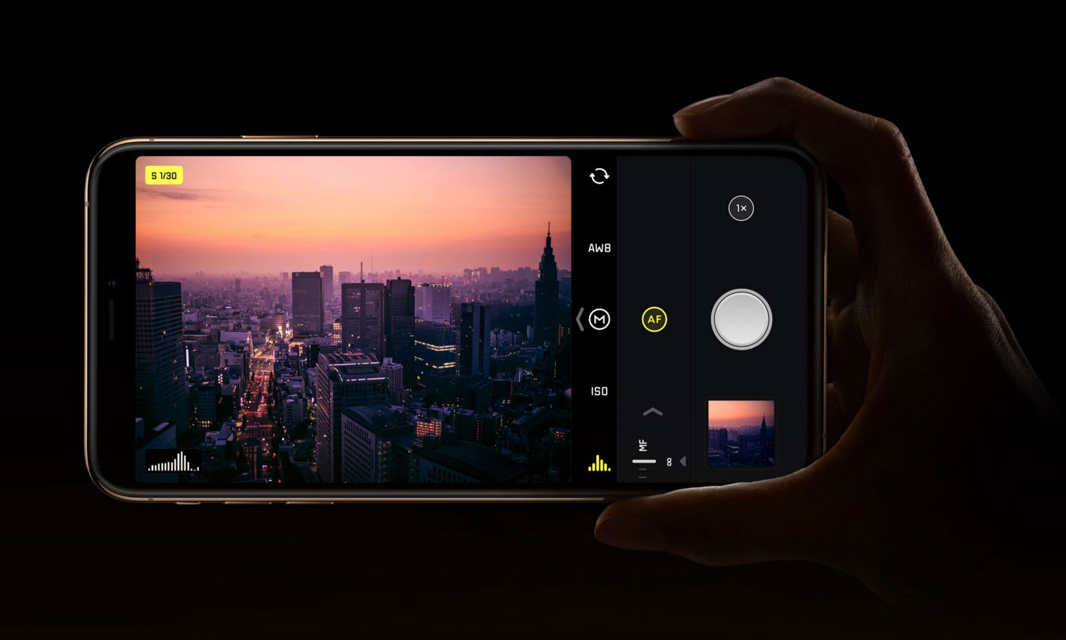 Camera app developer says there's no 'beauty filter' being