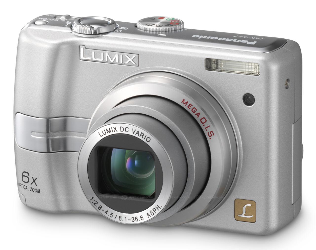 panasonic lumix dmc lz6 dmc lz7 digital photography review rh dpreview com Panasonic Lumix DMC FZ30 Software Panasonic Lumix GH3