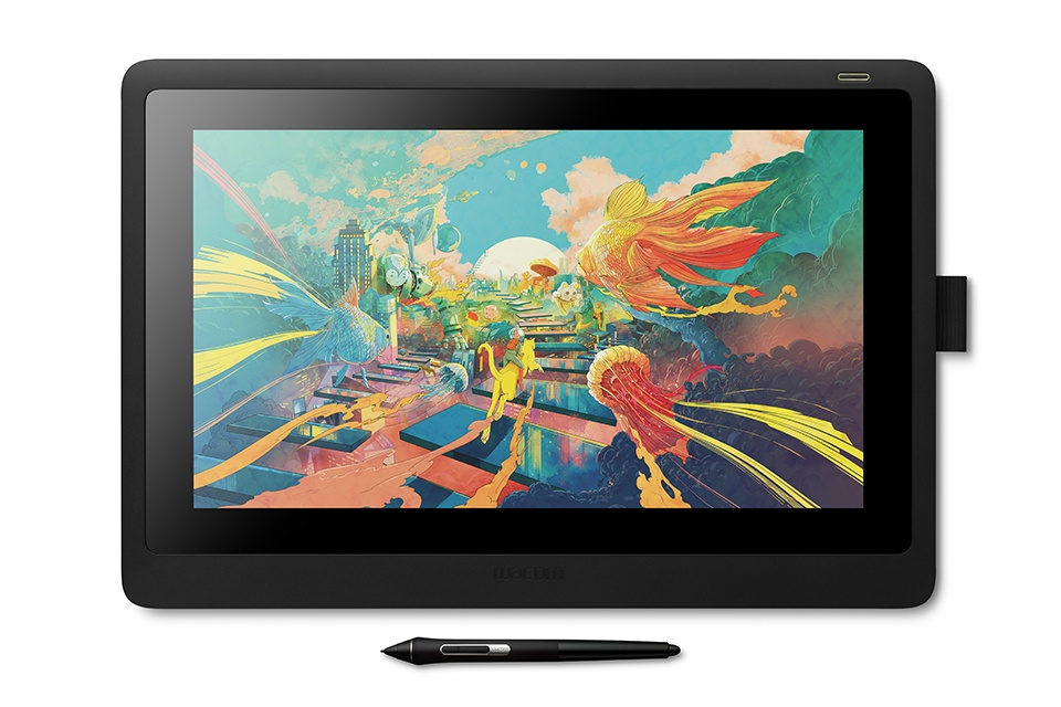 Wacom launches budget-friendly Cintiq 22 pen display