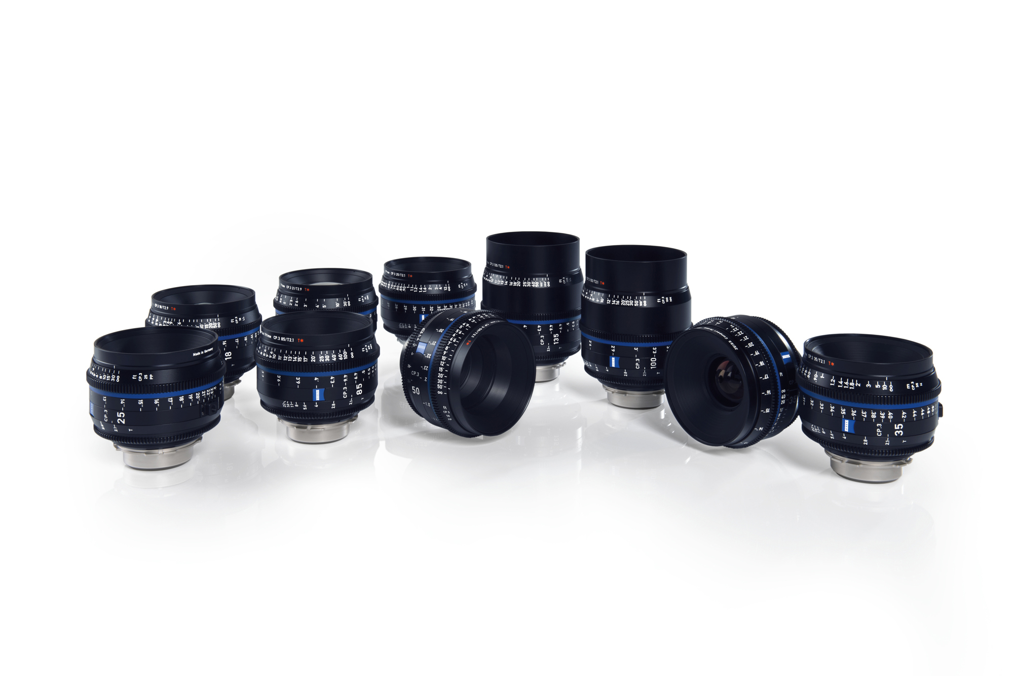 New Zeiss CP.3 XD Cine lens line stores metadata, is aimed at budget ...