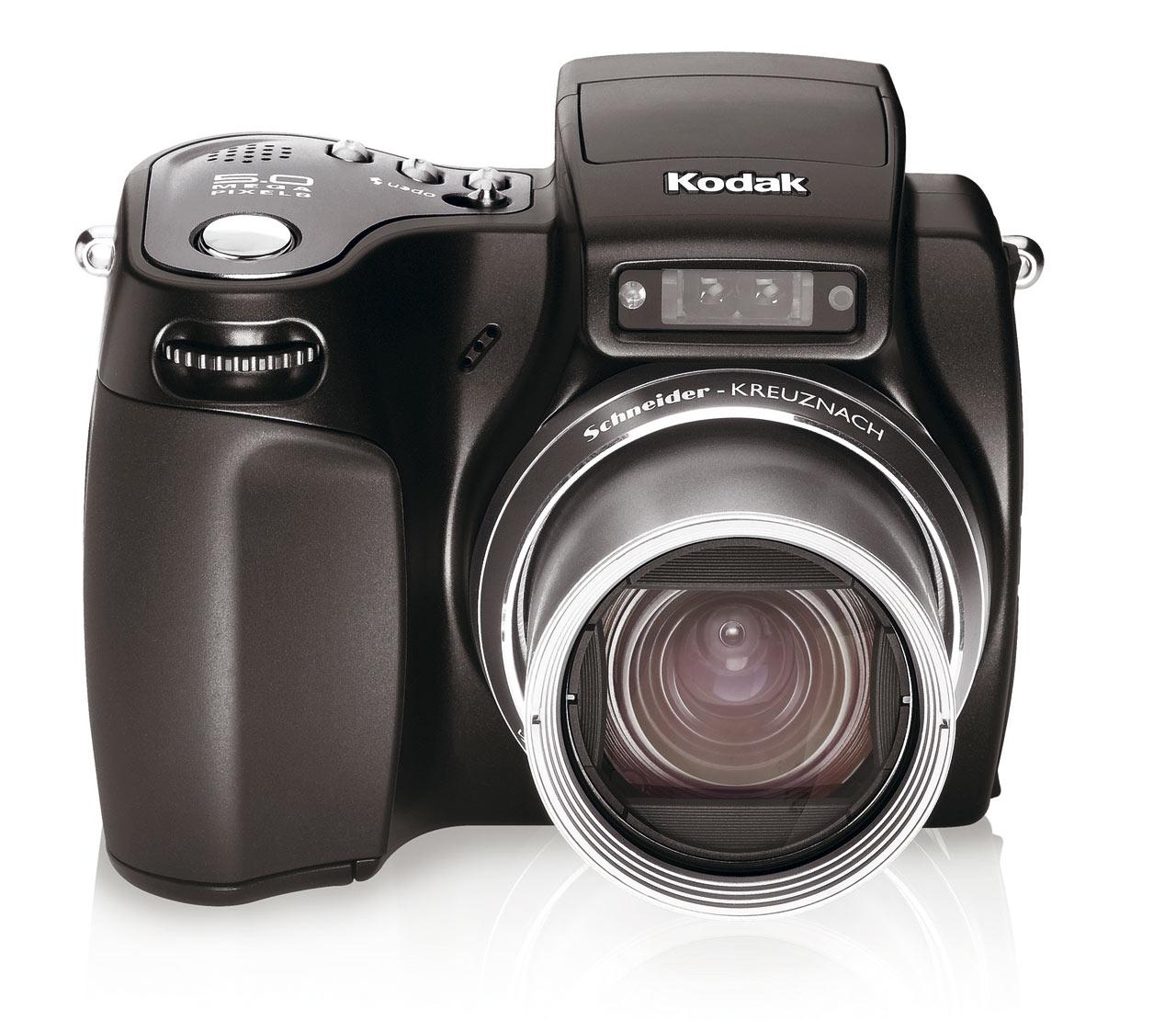 kodak easyshare dx7590 digital photography review