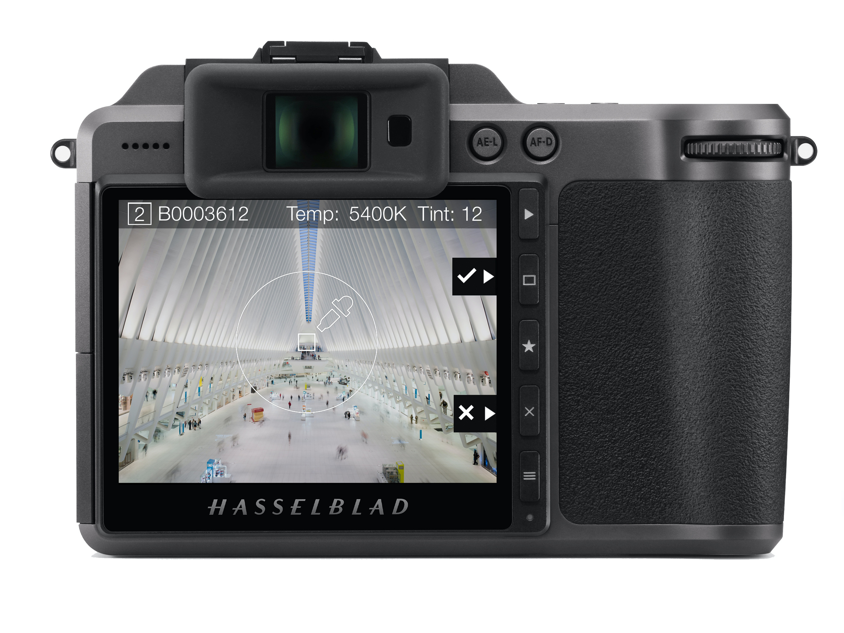 Hasselblad firmware includes video and focus bracketing for X1D II ...