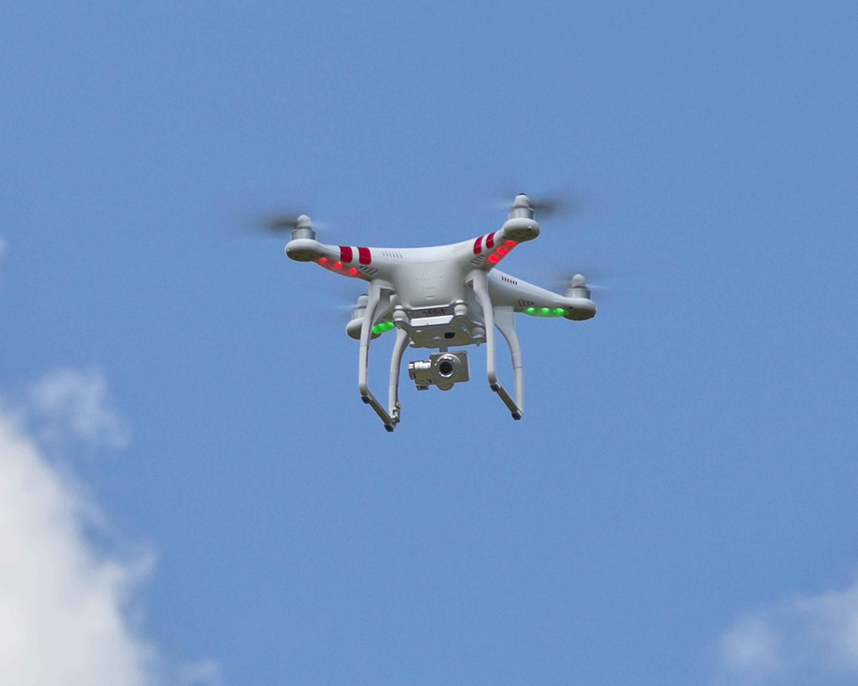 High Flyer? DJI Phantom 2 Vision+ Drone Review: Digital Photography