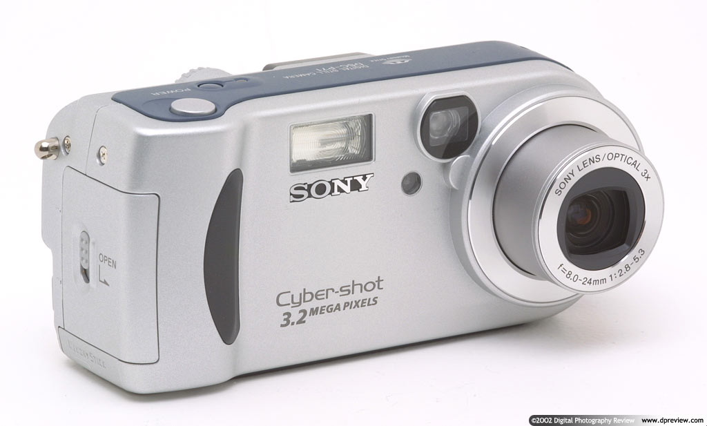 Sony dsc p71