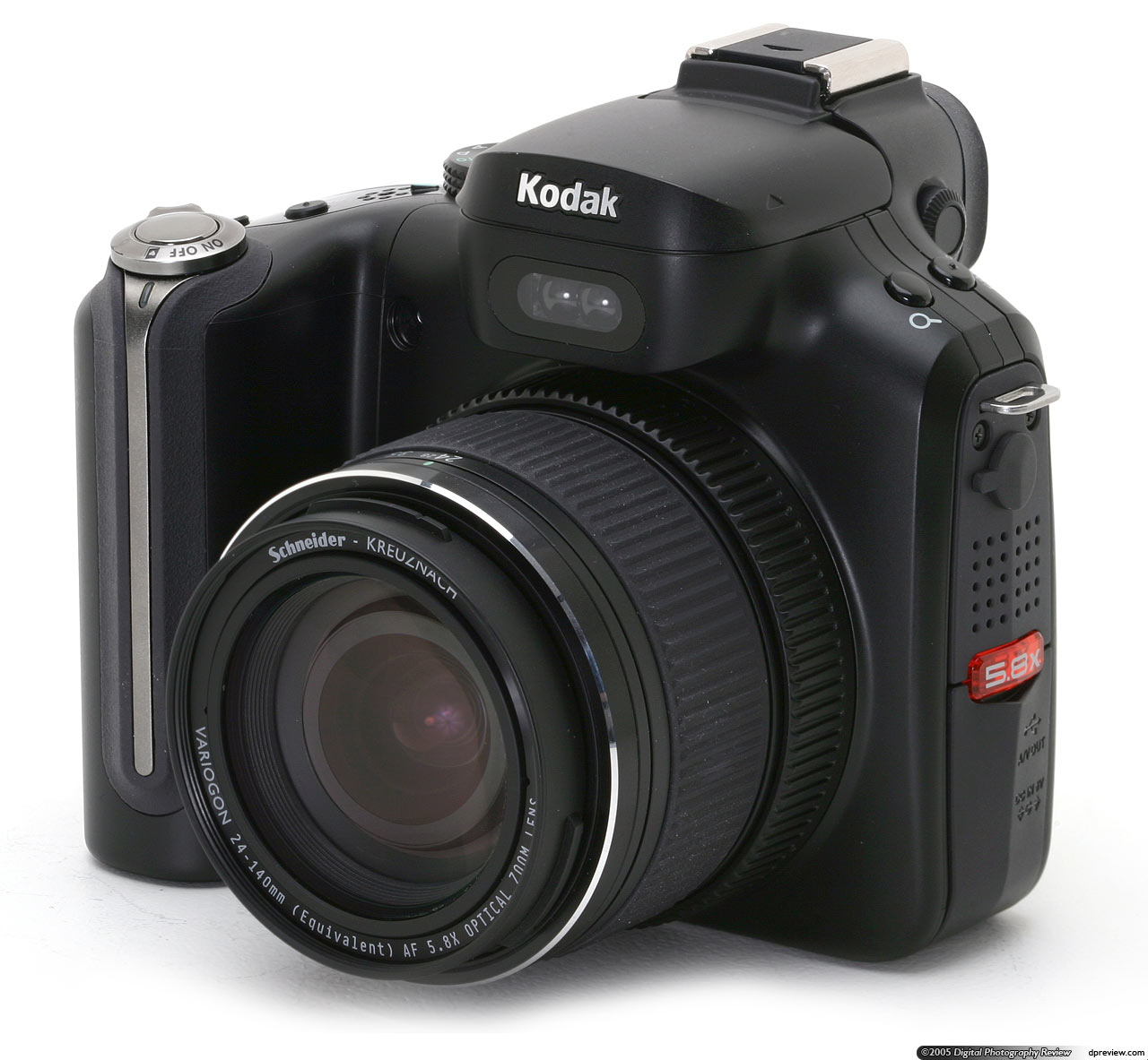 Kodak EasyShare P880 Review: Digital Photography Review