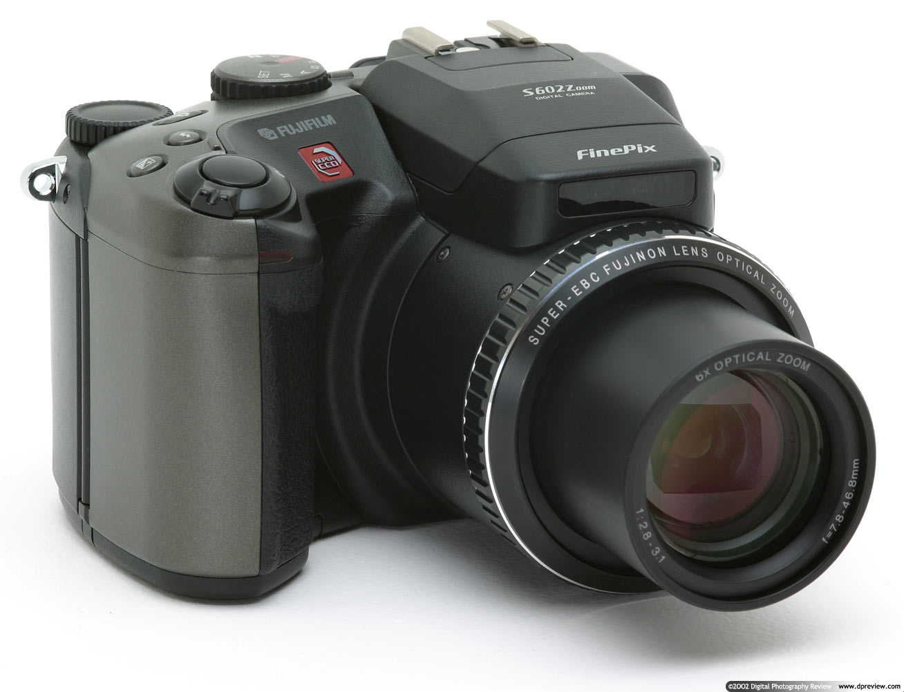 fujifilm finepix s602 zoom review digital photography review