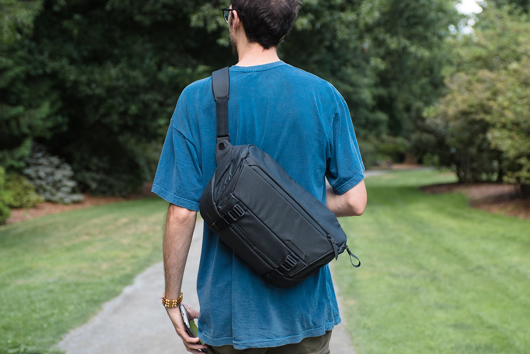 Review Peak Design Everyday Sling 10l A Solid But Pricey