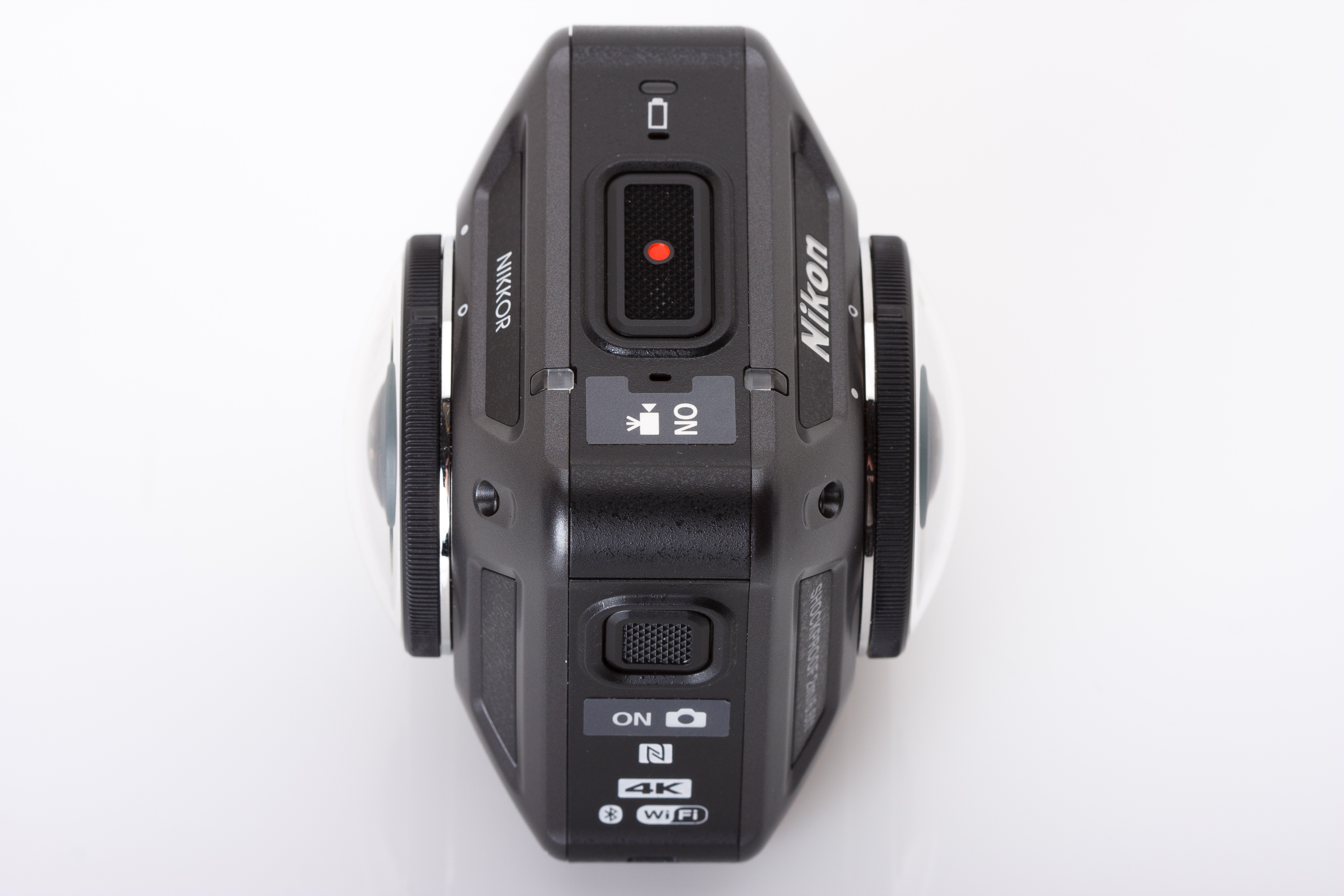 Sphere Of Frustration Nikon Keymission 360 Review Digital Sample And Hold Additionally Pressing A Button Starts Capture Even When The Camera Is Off An Unusual Feature For Most Cameras That In This Case Often Helpful