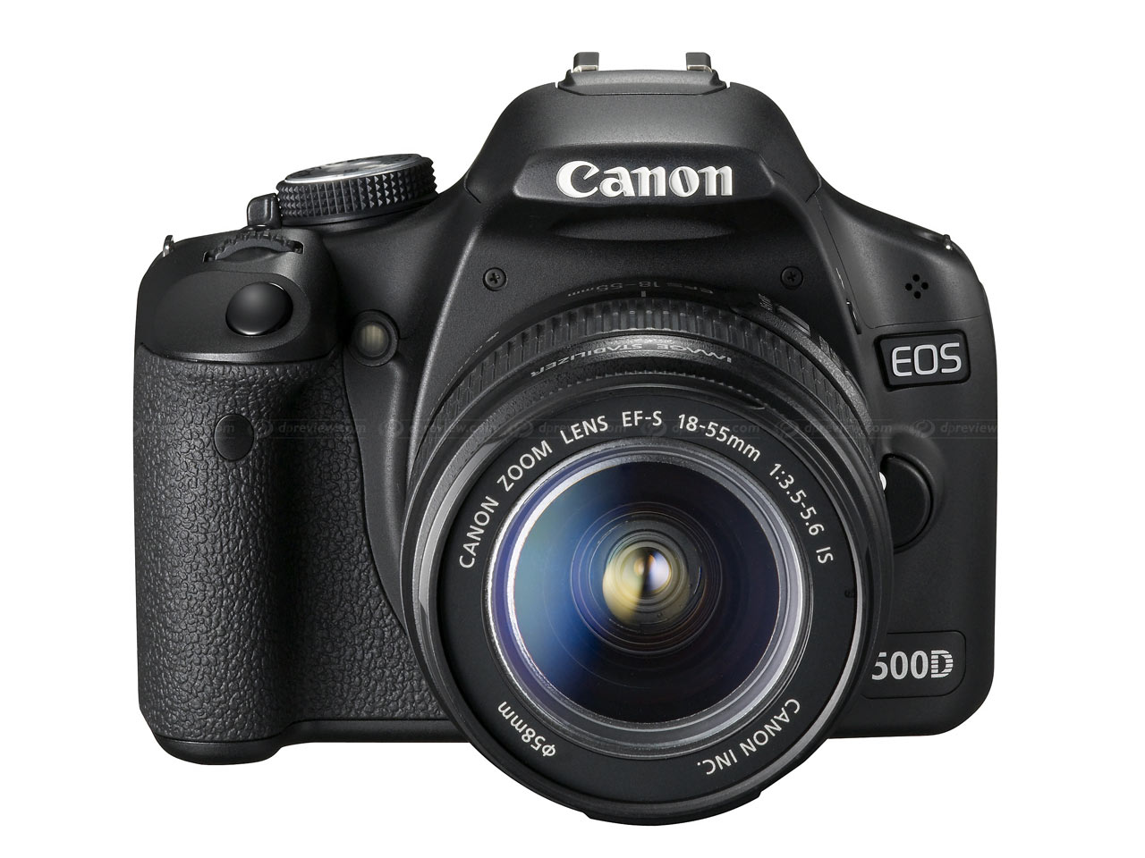 canon unveils eos 500d rebel t1i dslr digital photography review rh dpreview com Canon Rebel T3i Canon Rebel T1i Tutorial